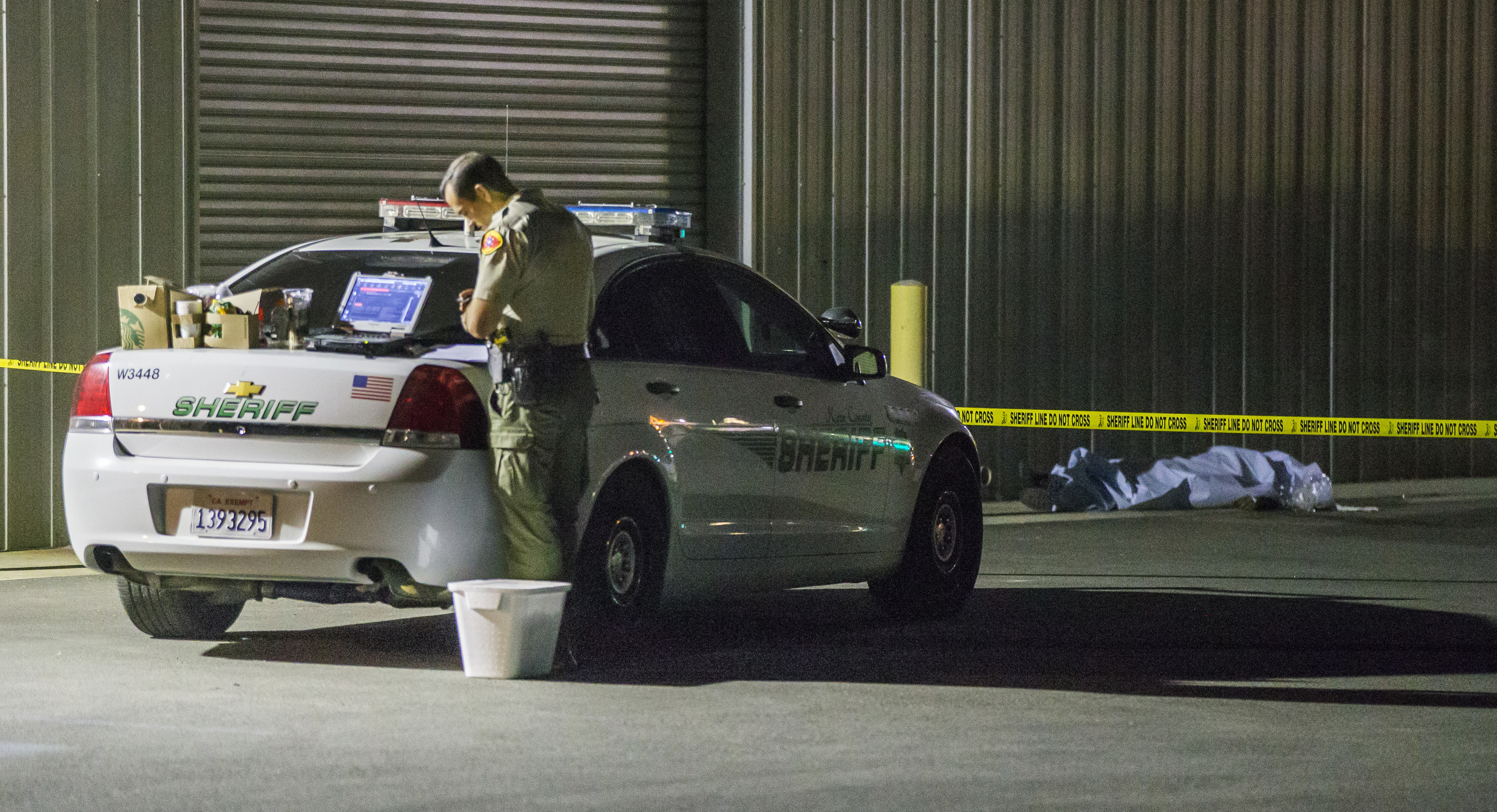 (Felix Adamo/The Bakersfield Californian via AP)