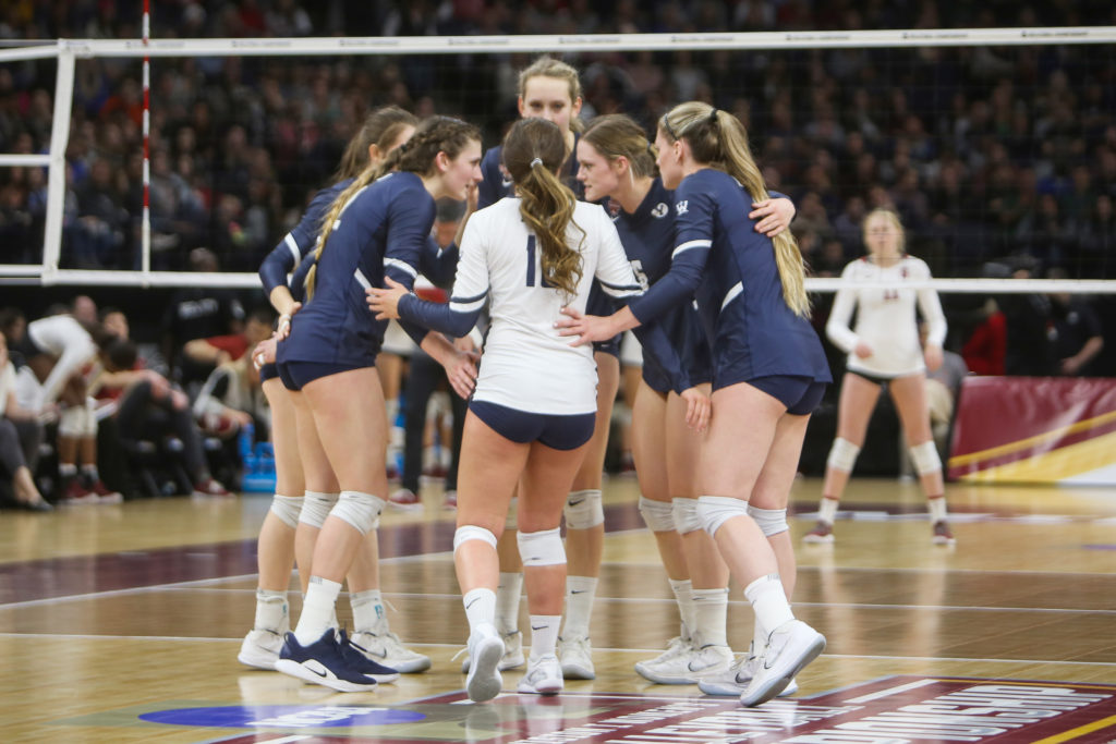 BYU No. 4 women's volleyball falls to No. 1 Stanford in ...