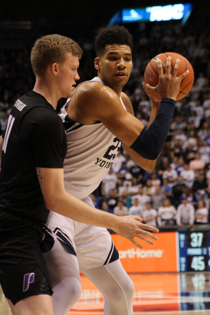 Looking Ahead To Byu Mens 2019 20 Basketball Roster The Daily