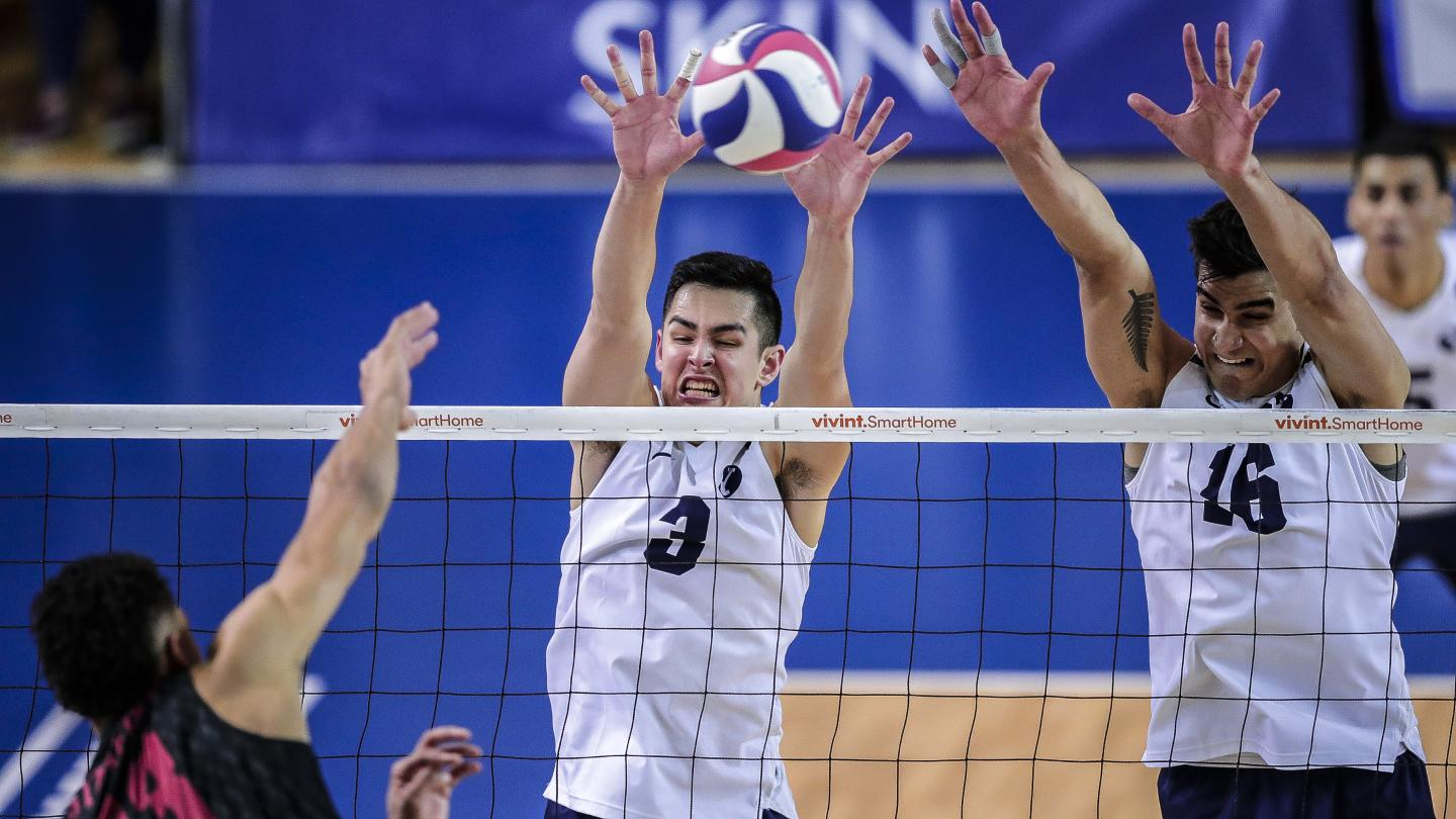 eek stanford mens volleyball - HD1440×810