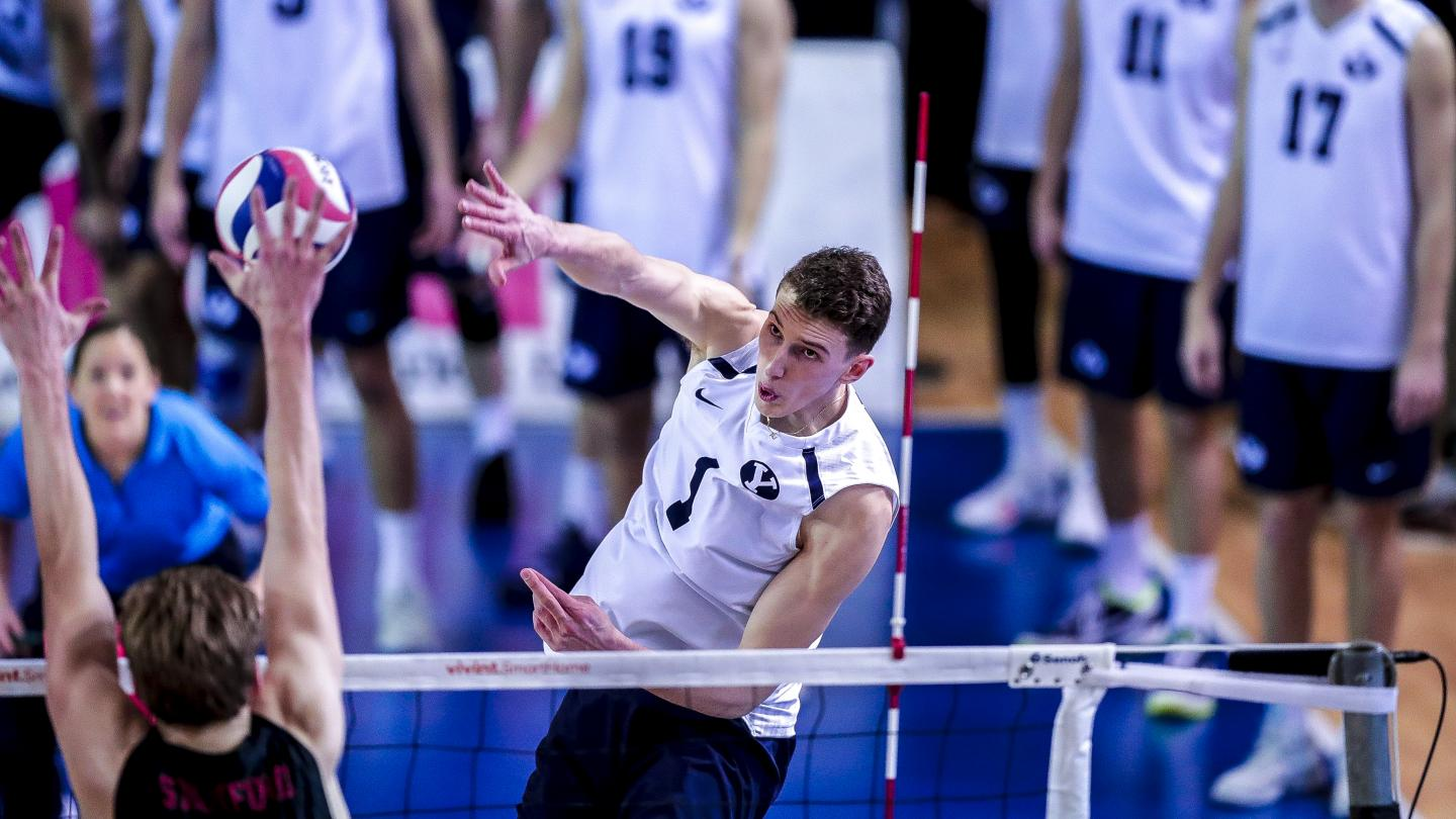 ohio mens volleyball falls - HD 1440×810