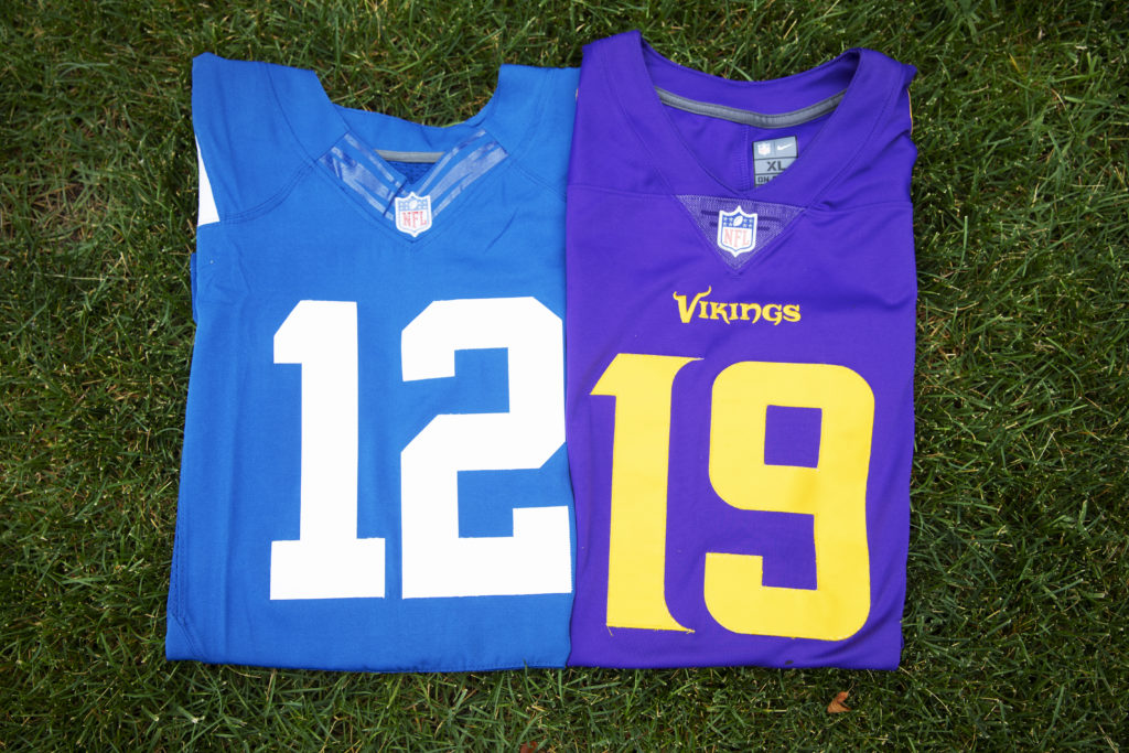 Authentic or knockoff — NFL jerseys - The Daily Universe