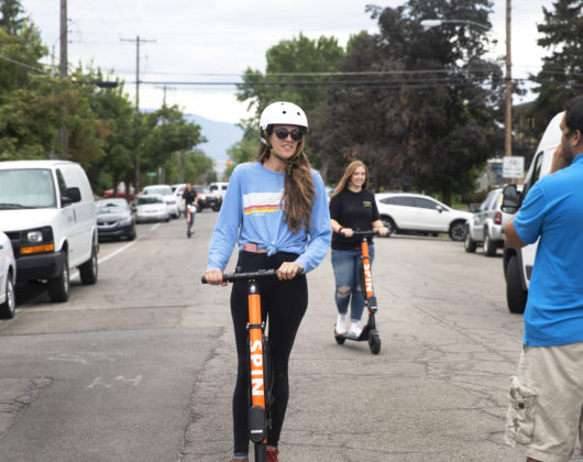 Provo welcomes new electric scooters - The Daily Universe