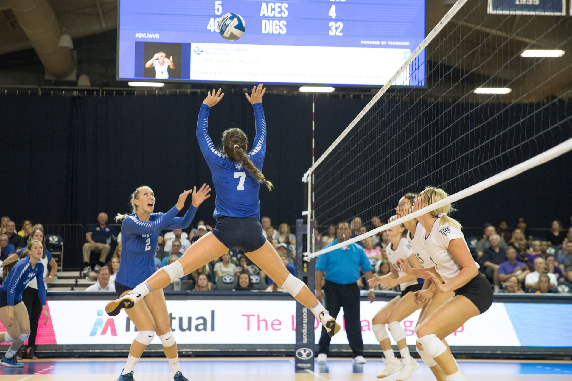 Whitney Bower ready to lead Cougars after valuable freshman experience