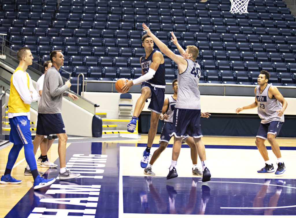 BYU basketball leadership yet to be decided because of recent injuries