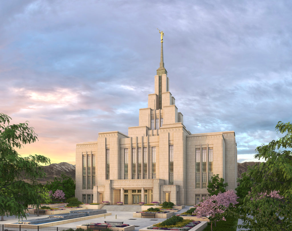 New temples bring excitement, traffic, higher housing prices - The Daily Universe