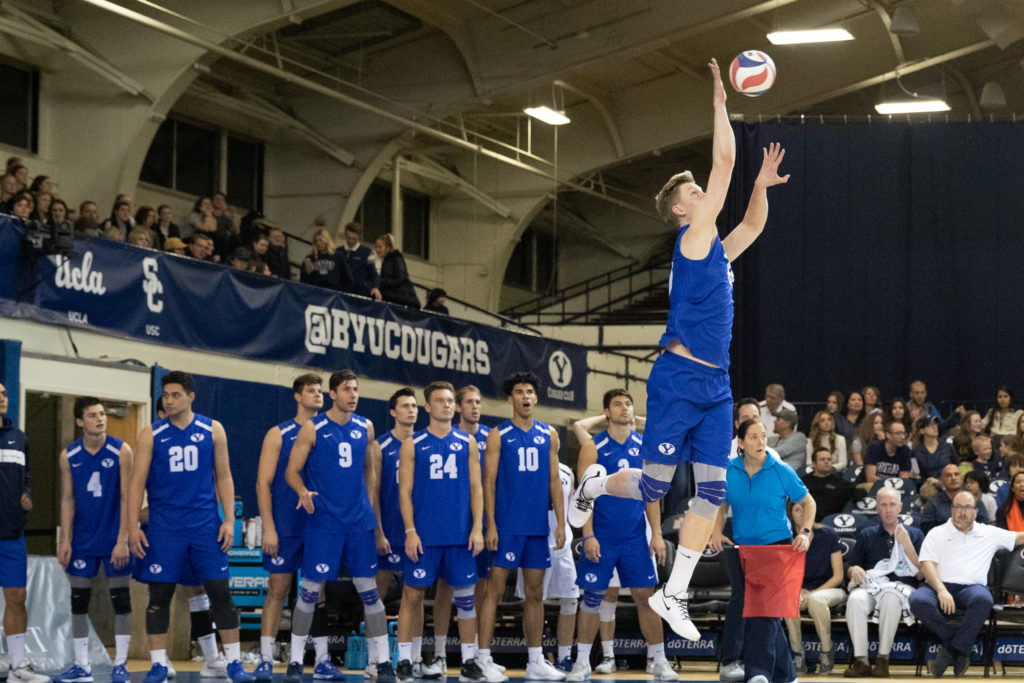 Miki Jauhiainen's path to BYU volleyball - The Daily Universe