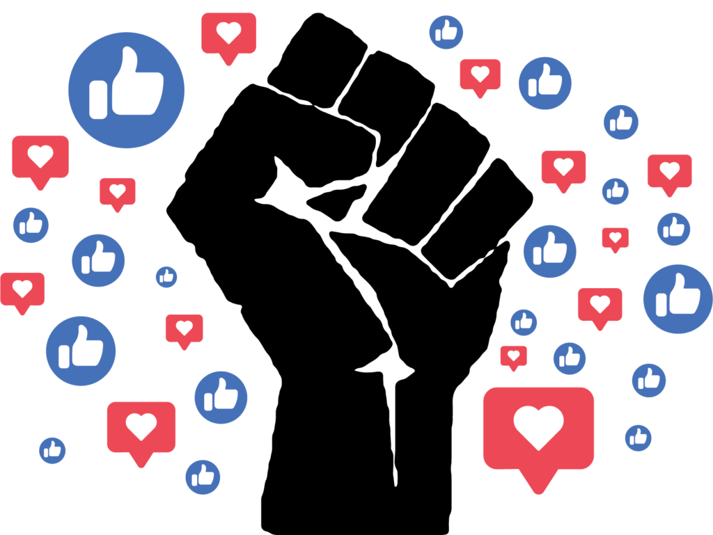 Do social media activism and signing petitions work? - The Daily Universe