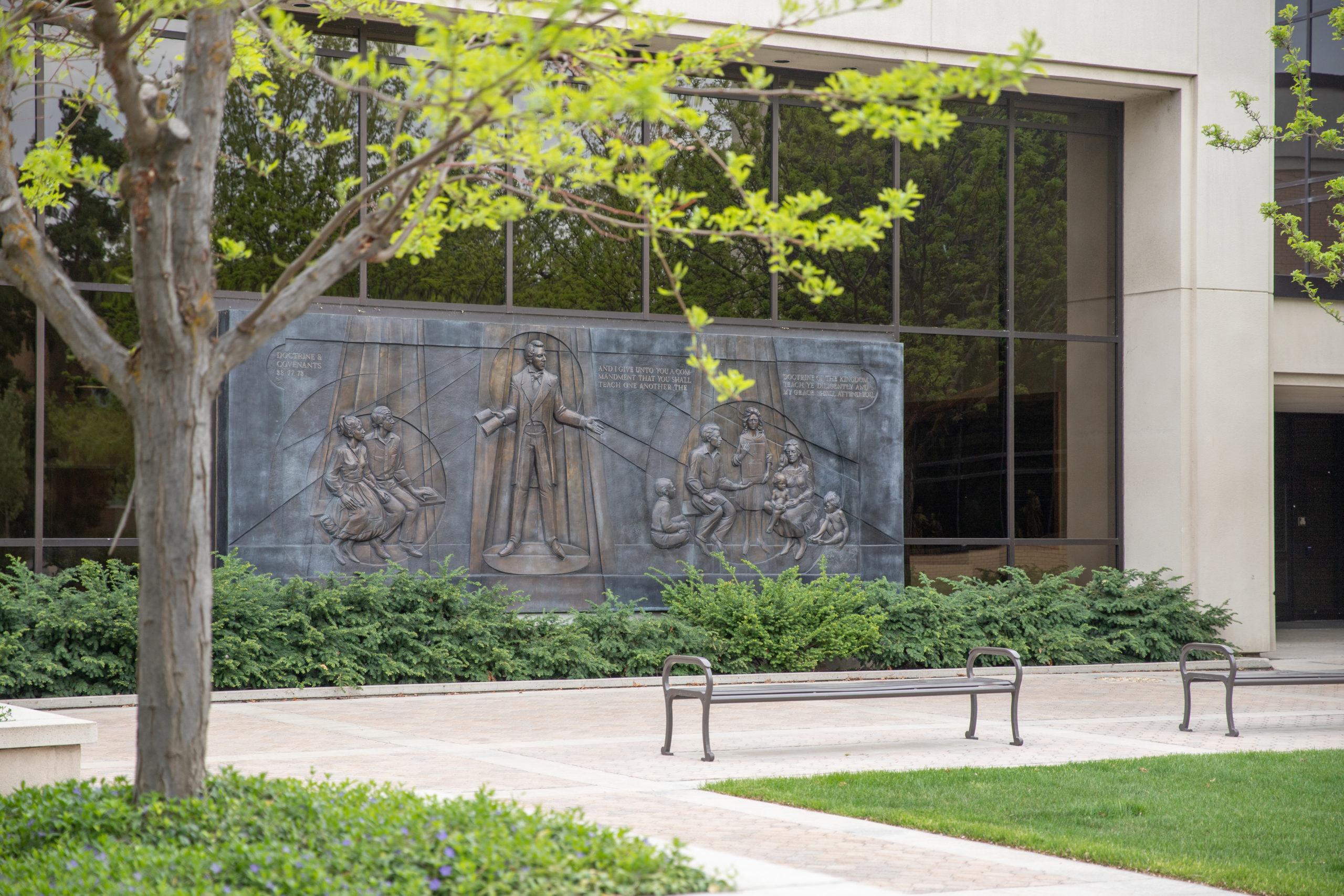 BYU students coauthor petition to increase focus on Christ in education - The Daily Universe