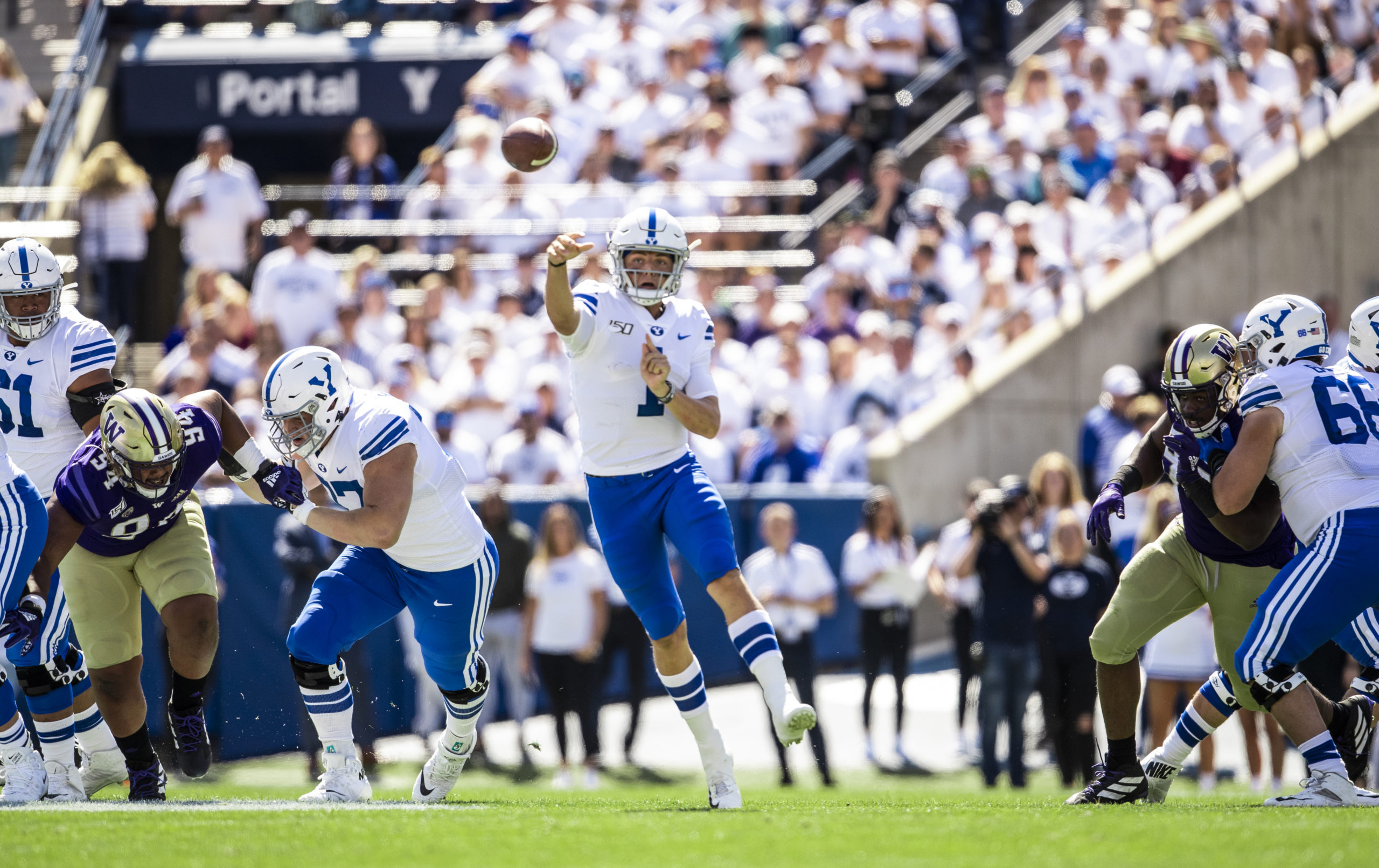 BYU Football Preview: How the Cougar offense will fare against a stout Navy defense