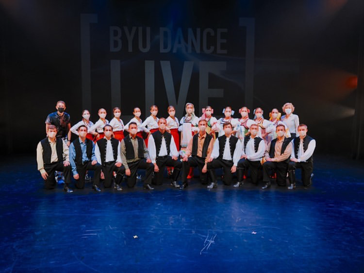 Department of Dance hosts weekly virtual performances - The Daily Universe