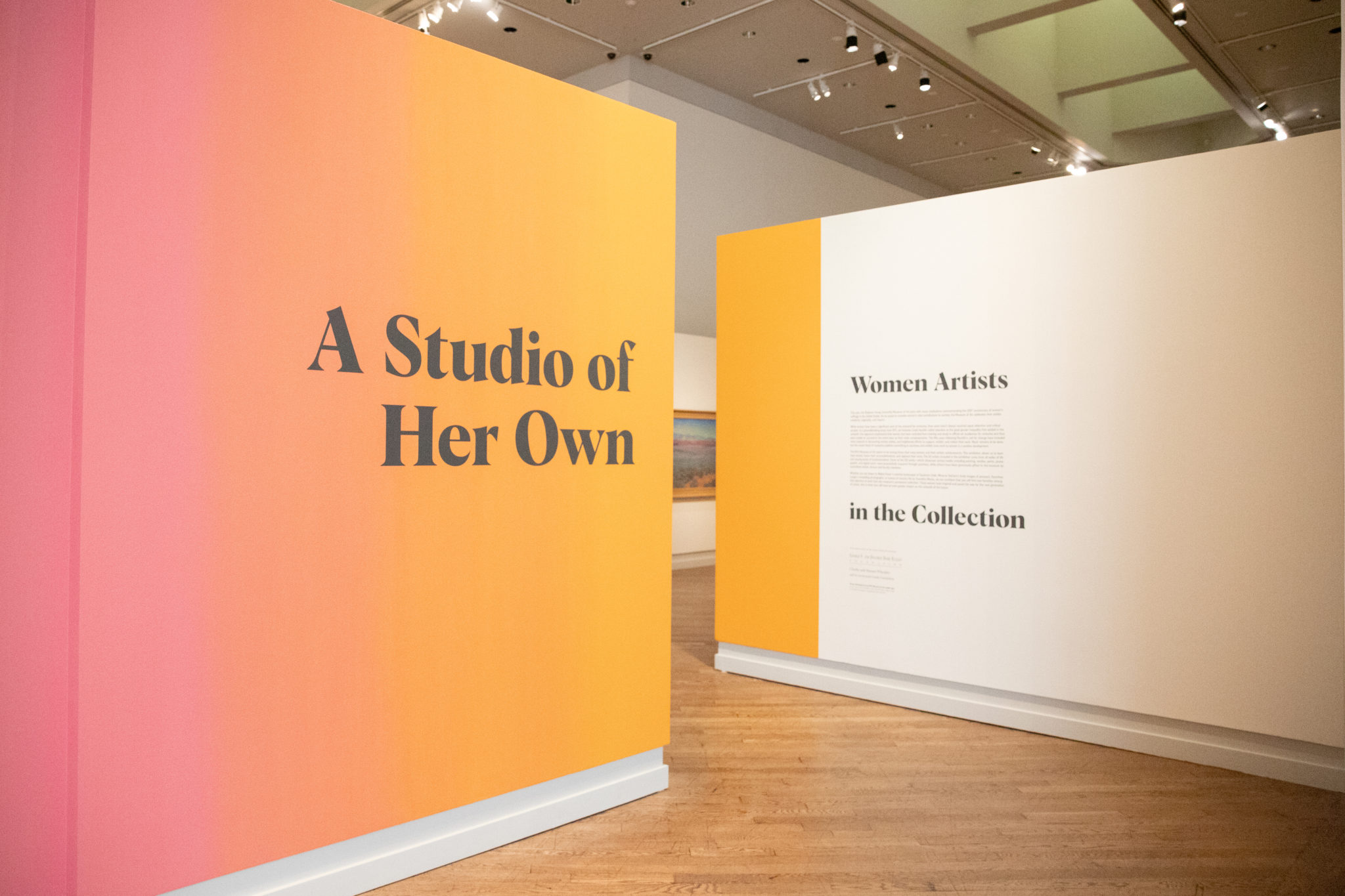 Closing this week, 'A Studio of Her Own' exhibit features powerful lessons for 2020