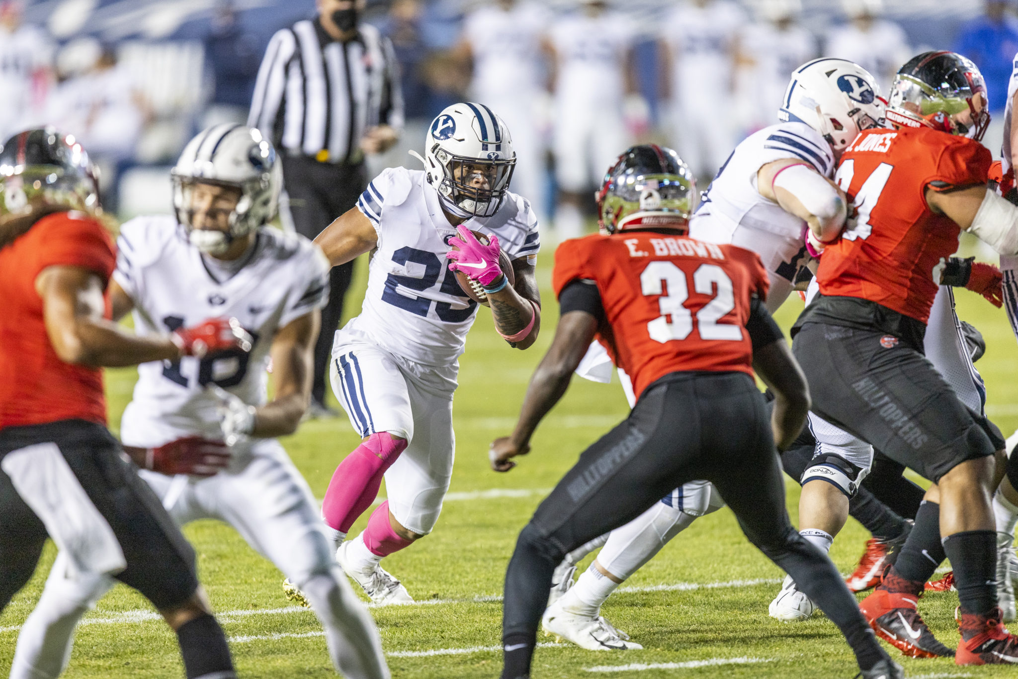 BYU Football travels to Boise State for first ranked matchup of season
