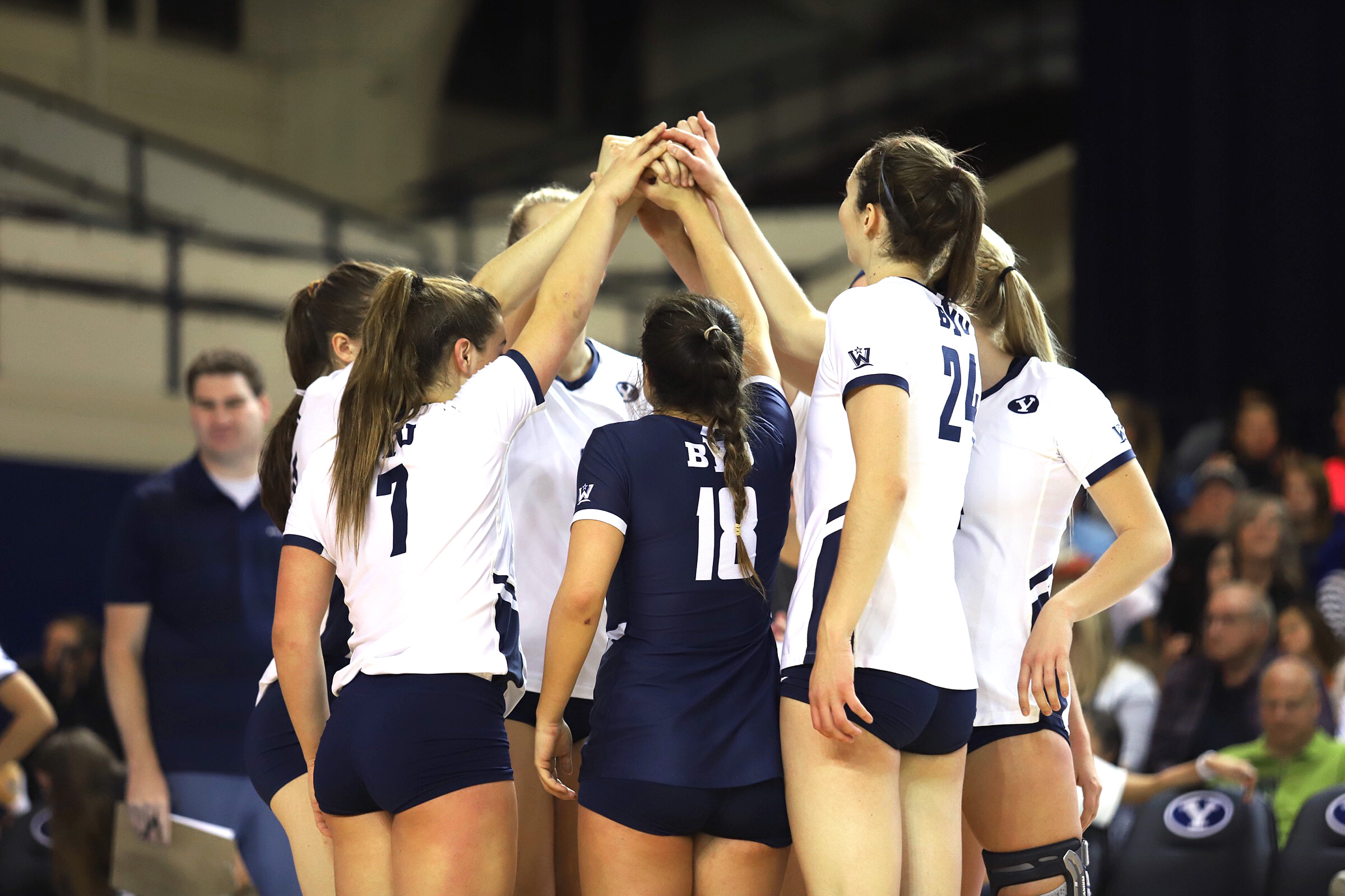 Byu Women S Volleyball Official Home Of Byu Athletics
