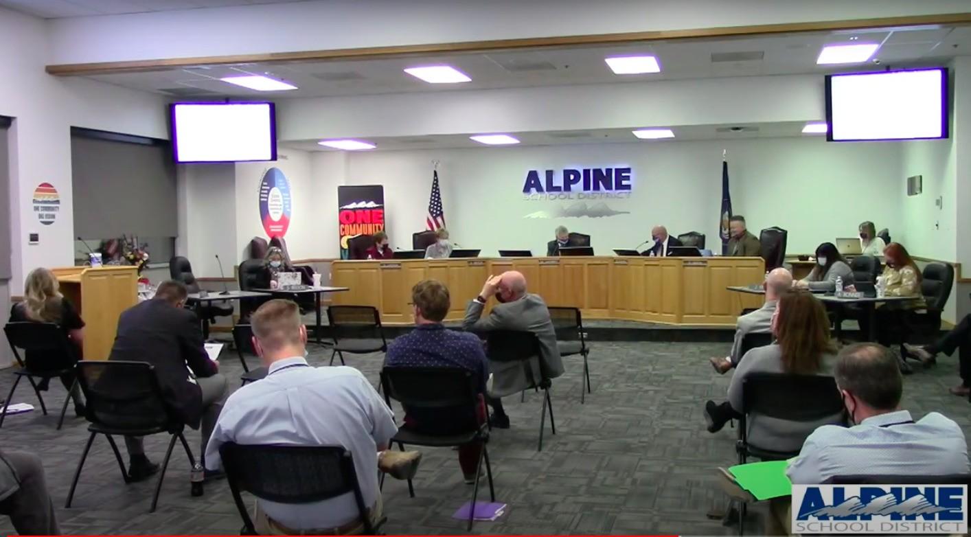 Alpine School Board determines new elementary school boundaries