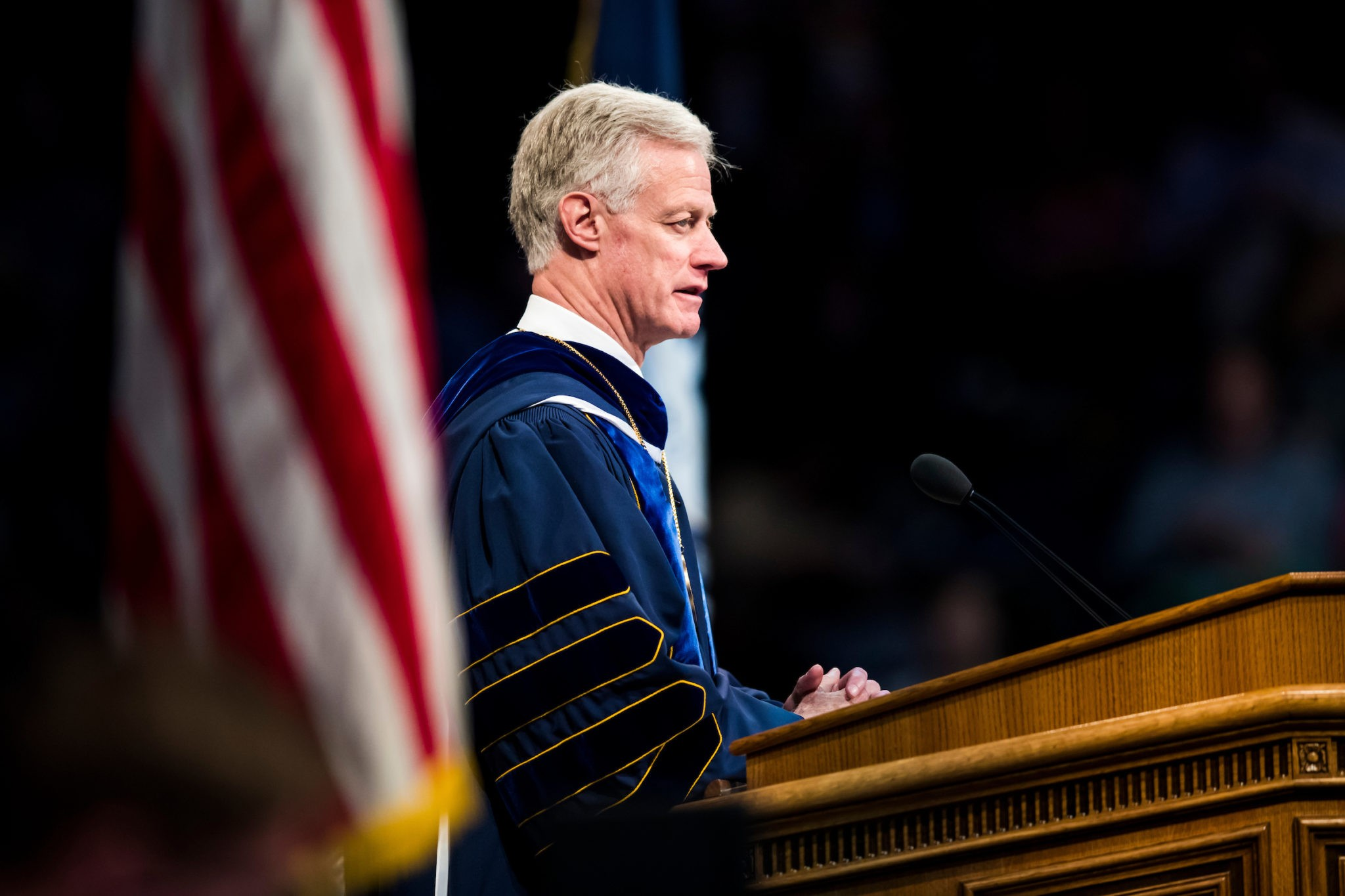 April 2021 commencement will be virtual