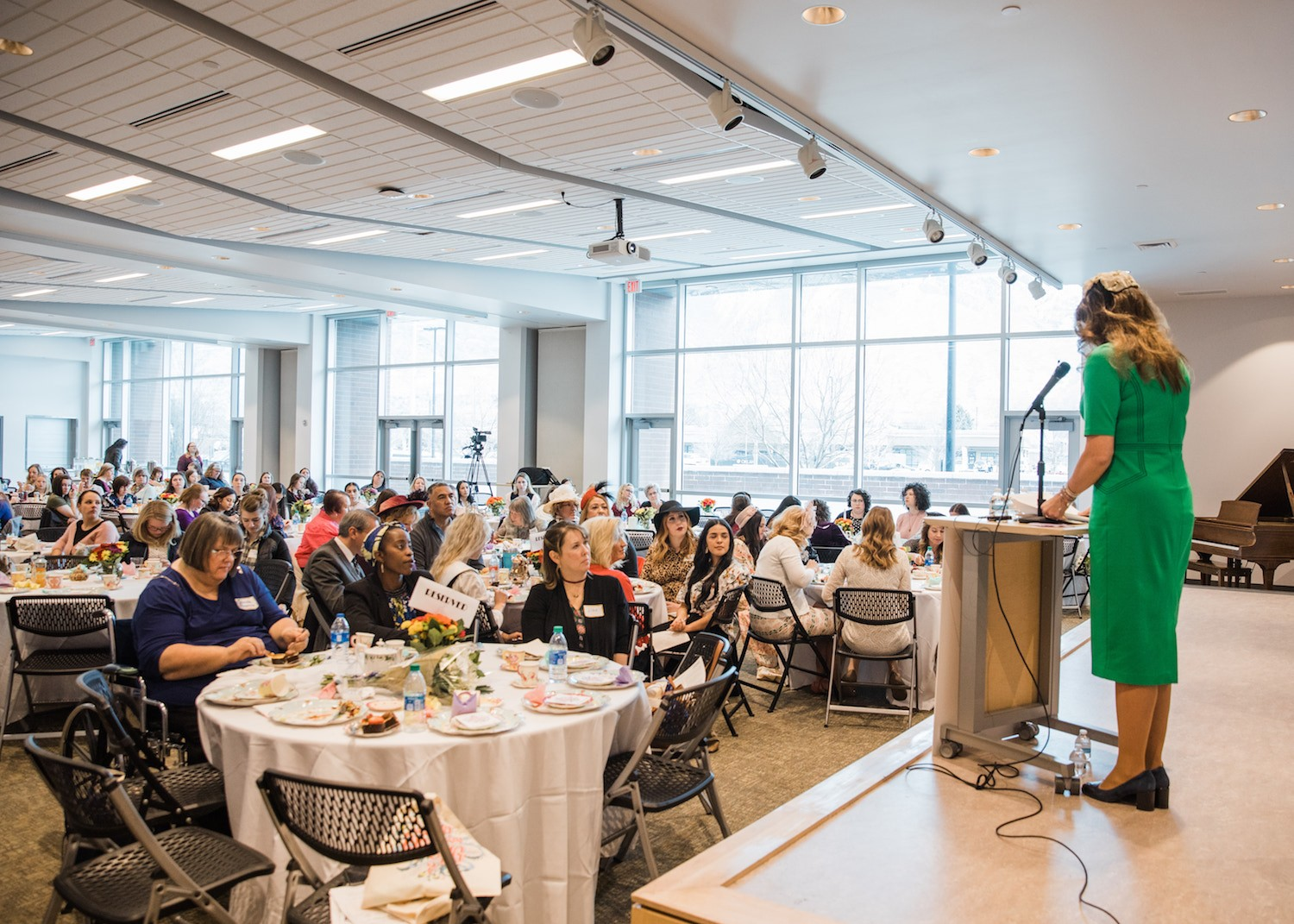 6th annual Provo Women's Day goes 'Behind the Mask'