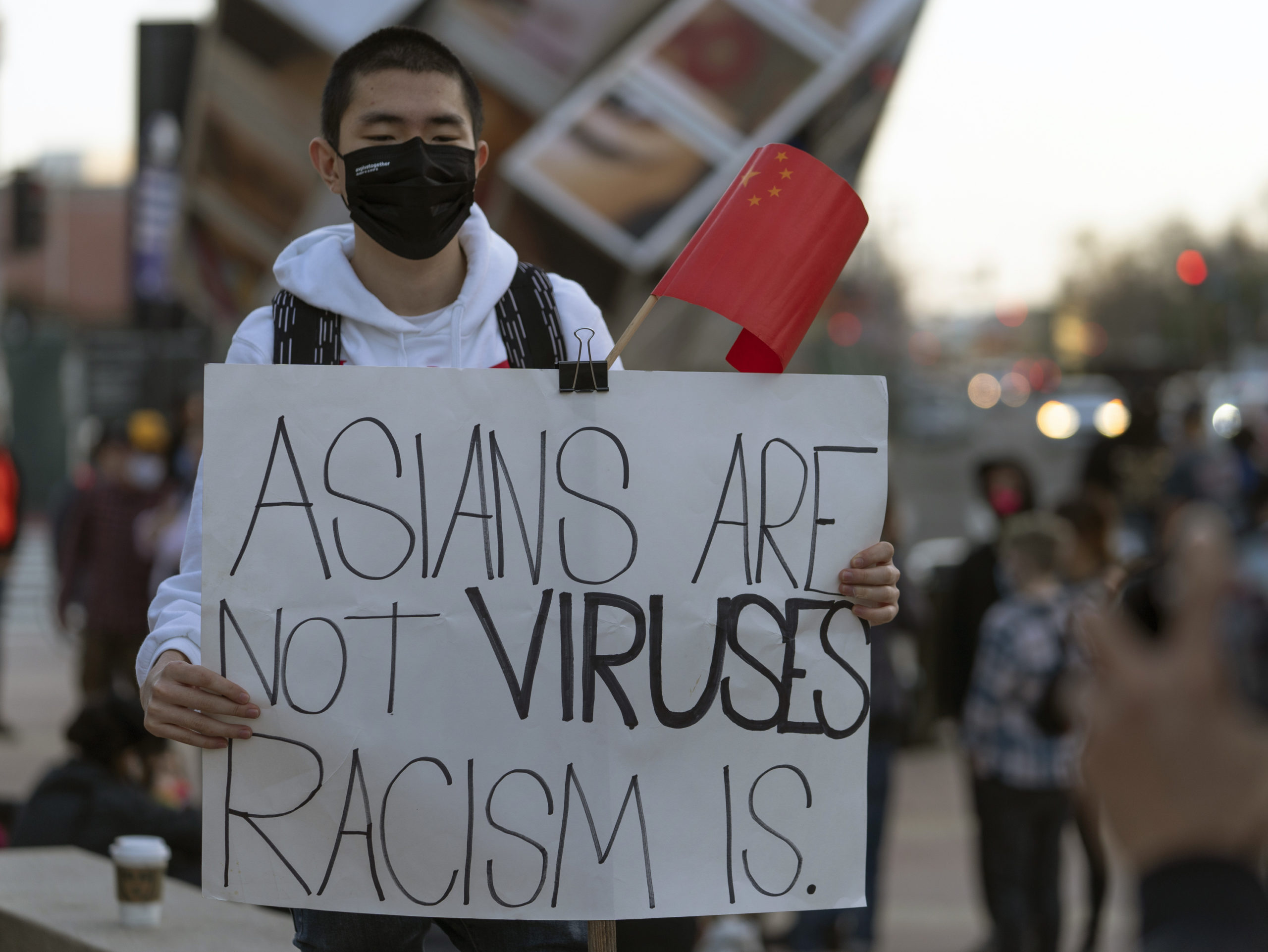 universe.byu.edu: Utah not immune to anti-Asian hate, but barriers to reporting are strong