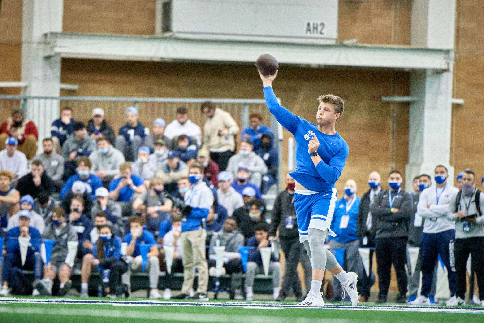 Zach Wilson goes to New York Jets as highest NFL draft pick in BYU Football history