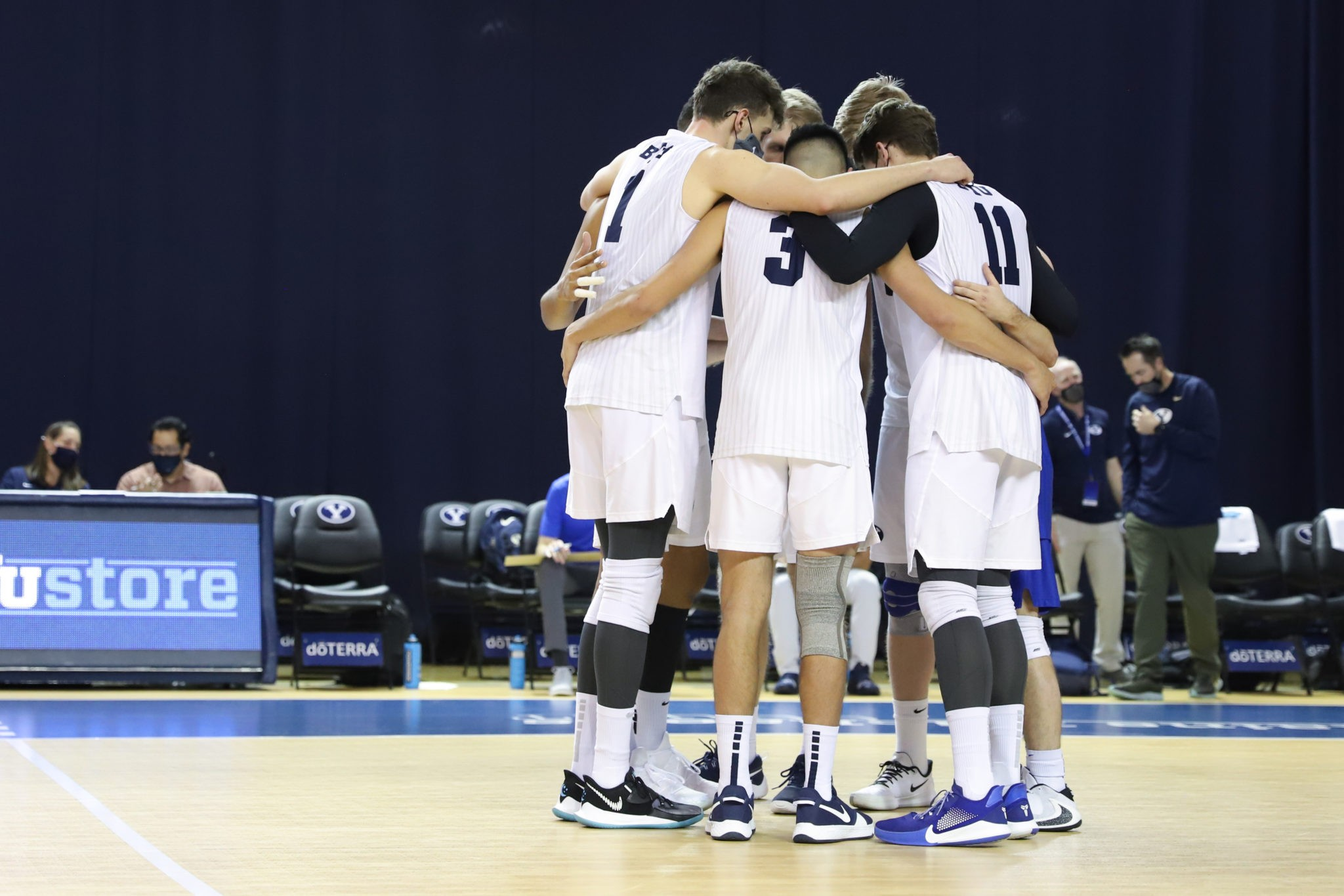 How Shawn Olmstead brought BYU men's volleyball back as national championship contenders
