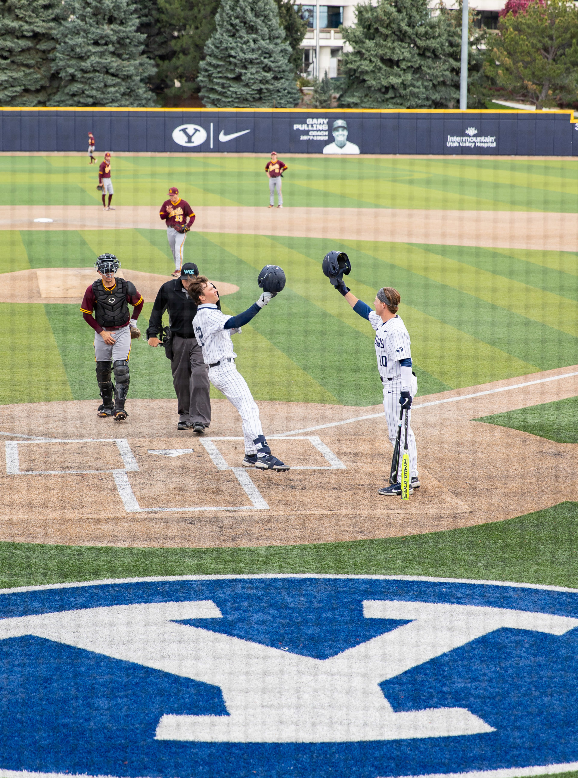 BYU baseball gets 'marquee win' at home against Arizona State