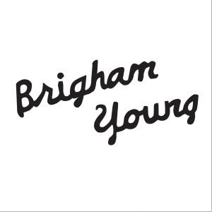 Brigham Young Fancy Script